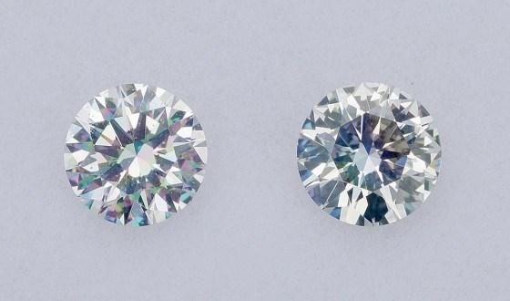 明るいダイヤモンドはどっち