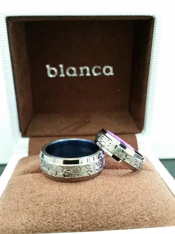 結婚指輪 RIN