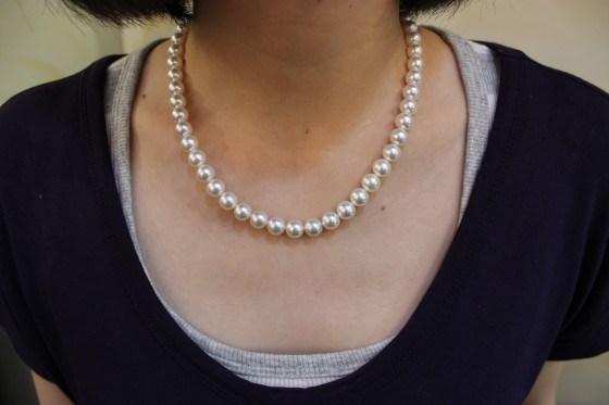 美麗真珠の美しさ
