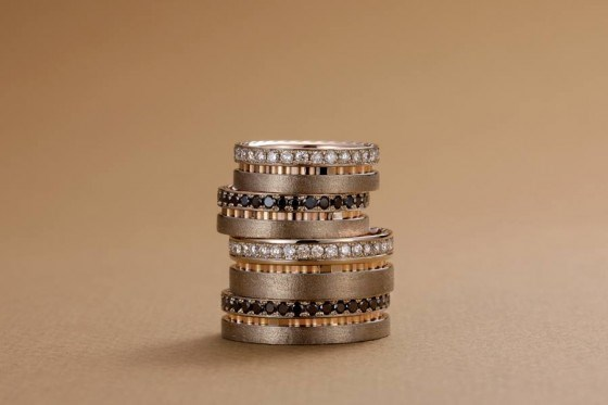 誰ともかぶらない結婚指輪