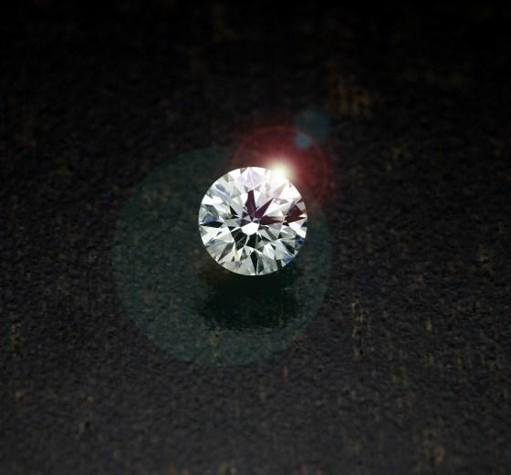 最高に輝くダイヤモンド