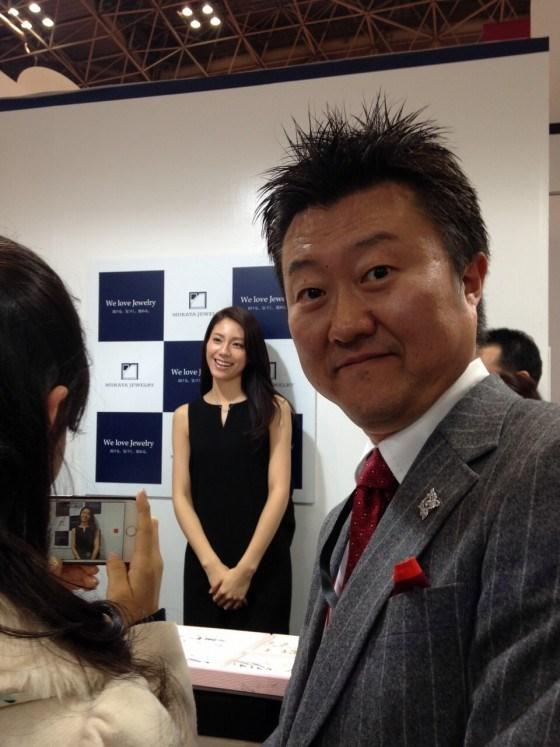 ベストドレッサー賞の松下奈緒さん