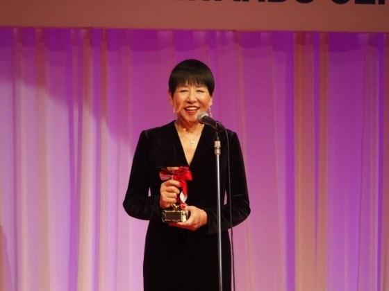 ベストドレッサー賞の和田アキ子さん