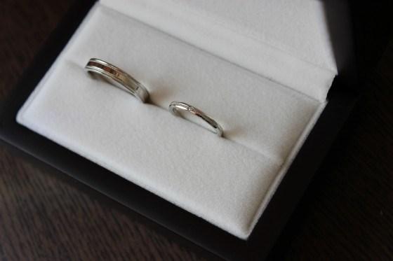 tanzo 結婚指輪
