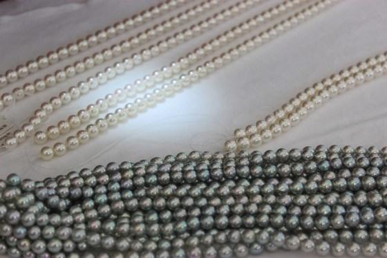 真珠のテリ