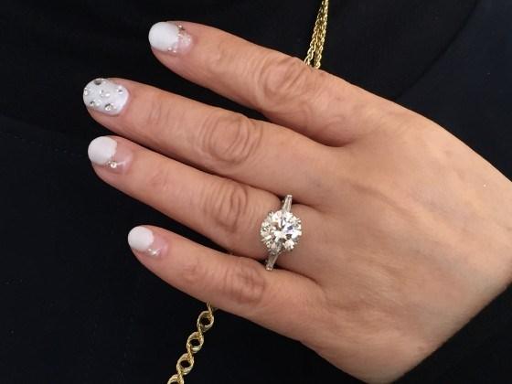 5カラットダイヤモンドリング