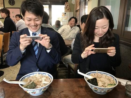 延岡で豚骨ラーメンといえば再来軒。焼豚大盛りがオススメ!