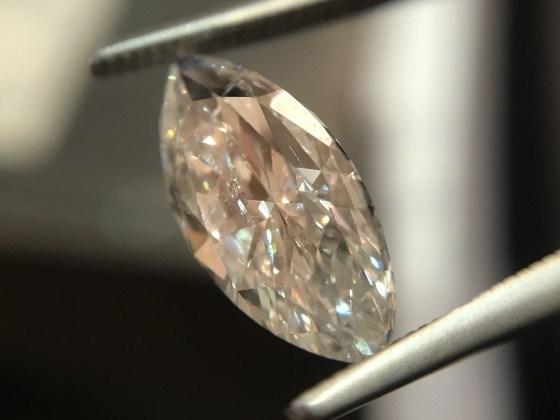 マーキースカットのダイヤモンド 大分、延岡、宮崎でダイヤモンドならジュエルミキ