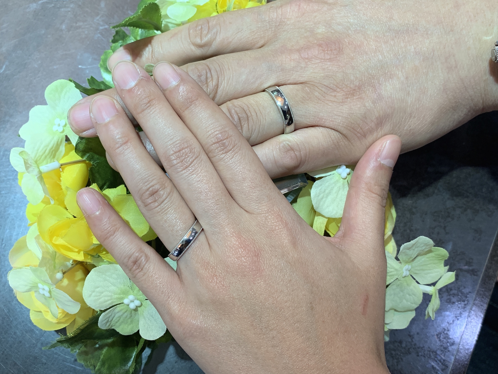 ジュエルミキ大分 結婚指輪