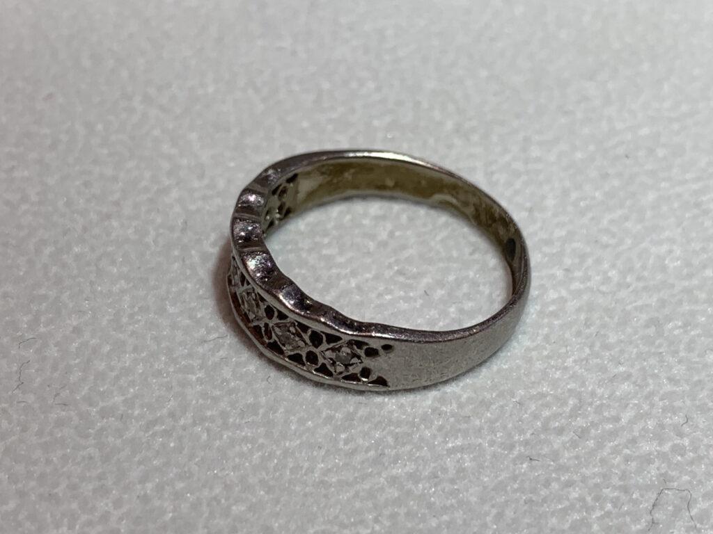 大分 指輪修理