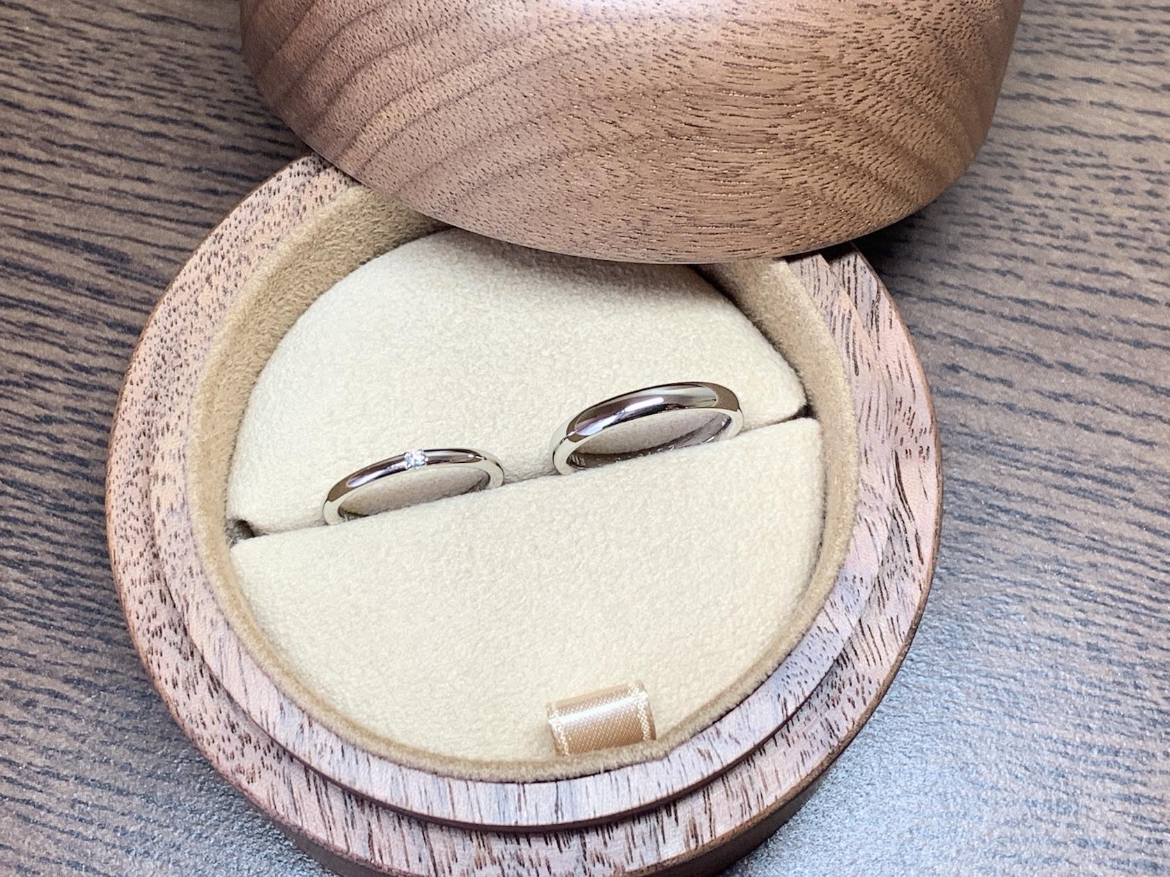 コラニー 結婚指輪